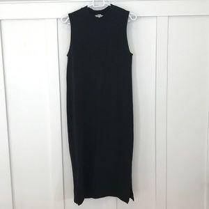 Madewell Mockneck Jersey Dress
